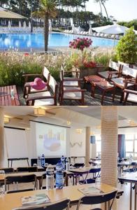 Déroulement des formations Club Med Business de La Palmire
