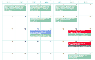 Notre calendrier de formation DPC